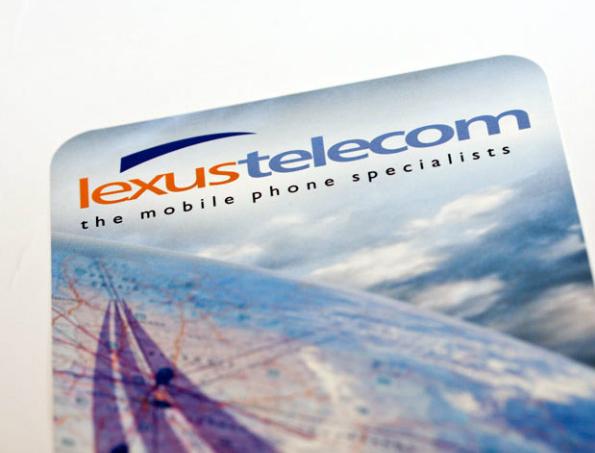 Lexus Telecom website photo