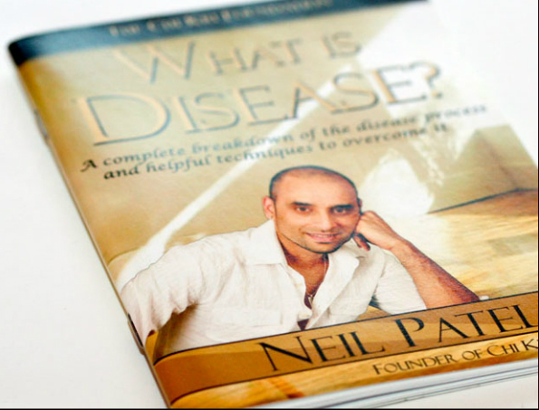 Neil Patel Chikri book website photo