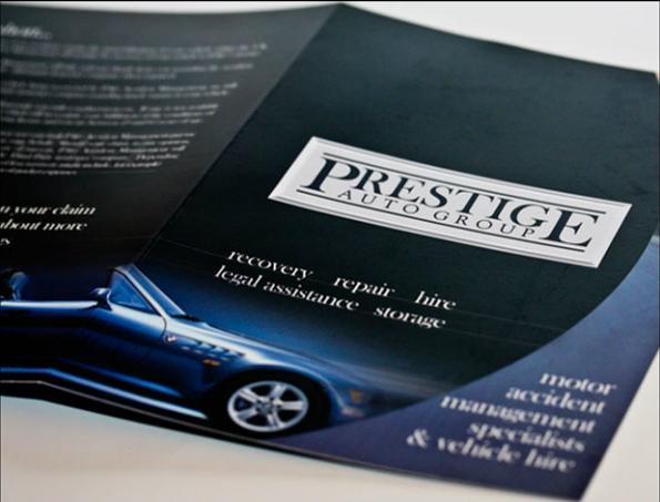 Prestige Auto Group website photo