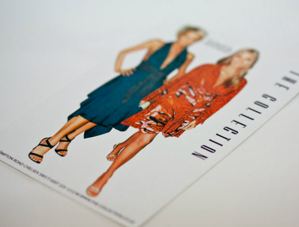 The Collection Paris Hilton and Ivana Trump card